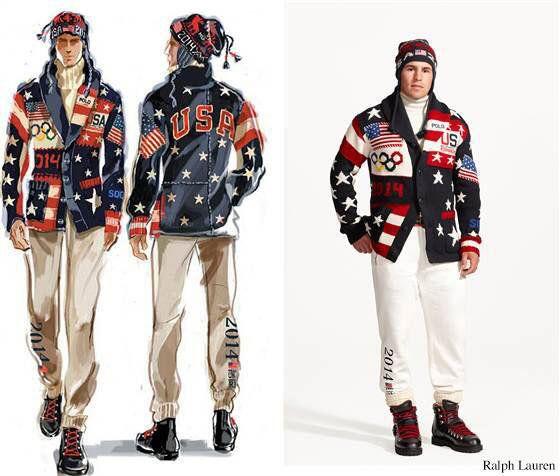 Ralph Lauren's Sochi Olympics Uniforms Are Heinous