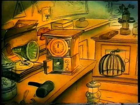 De Notenkraker - Nederlandstalige tekenfilm