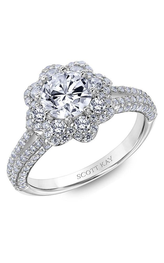 Shop Scott Kay 31-SK6021ERP-E Engagement rings | Bailey Banks & Biddle