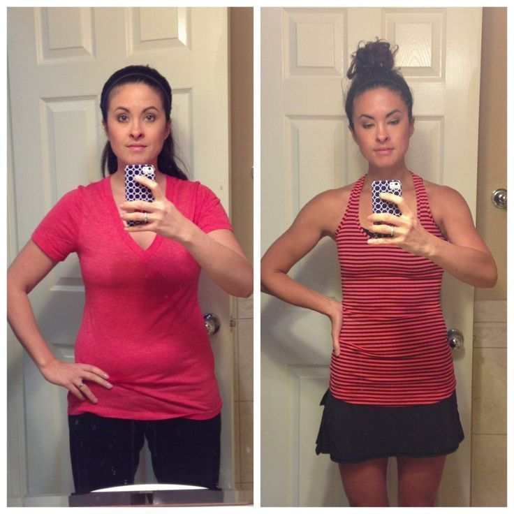 My Before and After!!!