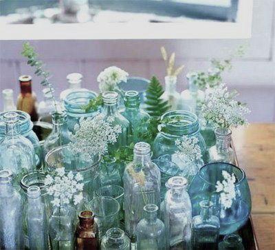 Show Ad - Medicine Bottles-Vases-Jars (all glass) - Indy - Decor | Weddingbee