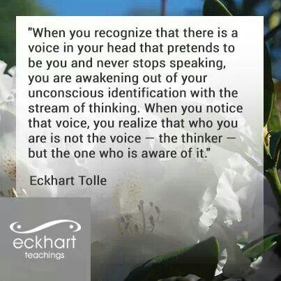 Image result for thinker eckhart tolle