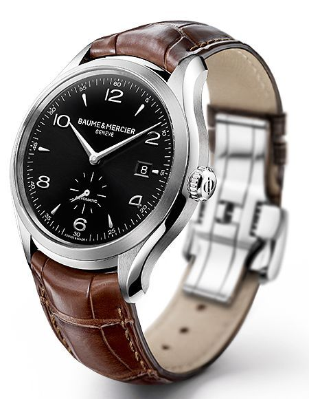 Baume & Mercier Clifton Automatic black