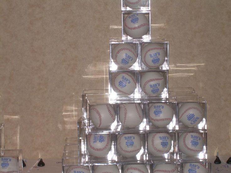 customer baseball souvenirs.