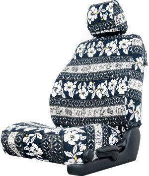 Hawaiian Blue Seat Cover