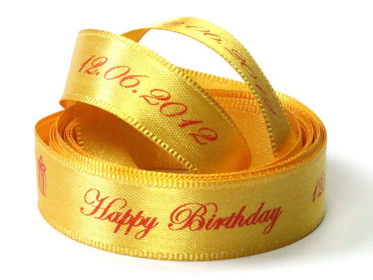 Image: easy-printed-ribbon-003.jpg. Printed Gift Ribbon Express you can design online
