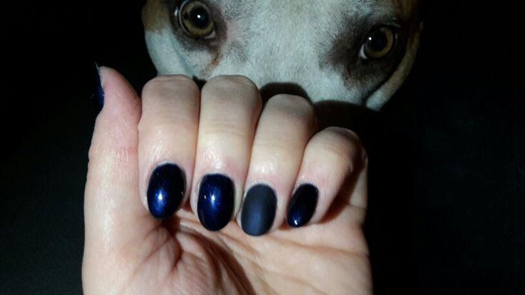 #Layla #nitro #blauw