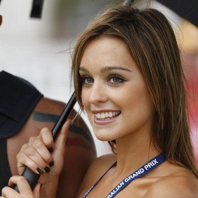 Formula One Grid Girl Pics