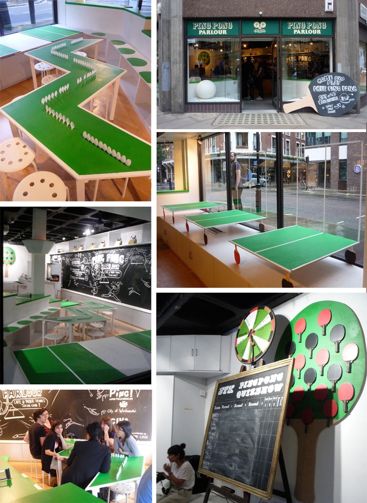 Ping Pong Parlours