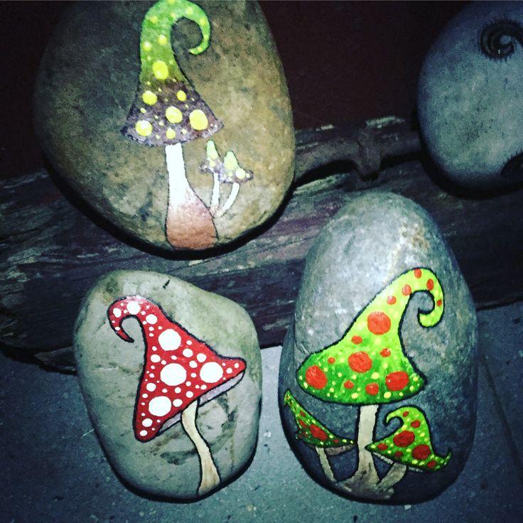 Rock shrooms