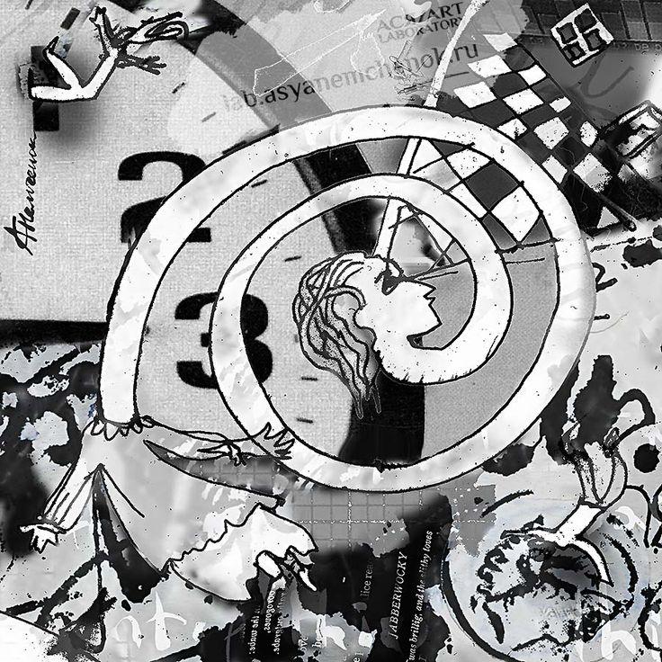 "Giocoso_series ""Asya in Wonderland"""