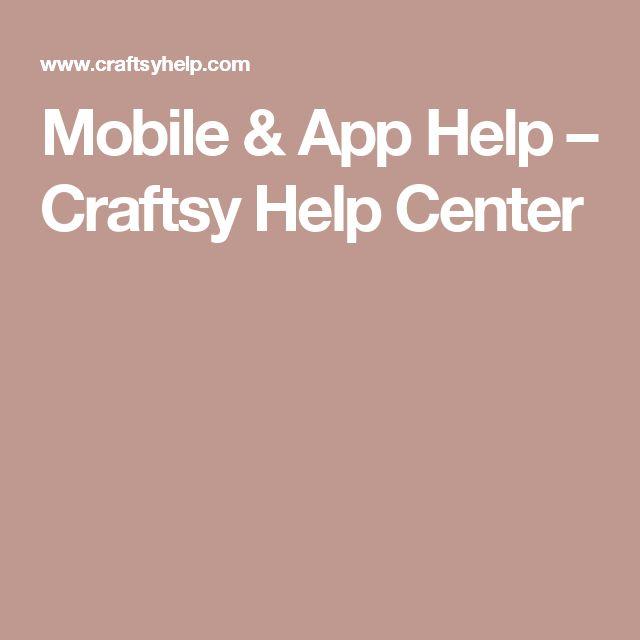 craftsy help center