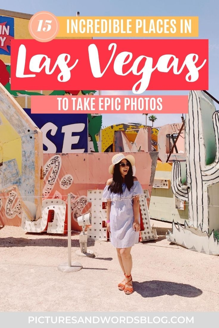 Epic Photo Spots In Las Vegas Las Vegas Travel Guide Las Vegas Itinerary Las Vegas Trip