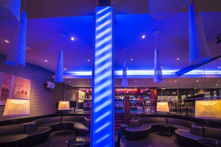 L'espace Jazz de la Créole Beach Hotel & Spa