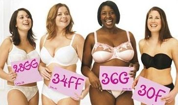 Big Bras Blog! Butterfly Collection: Why are Women Afraid ...