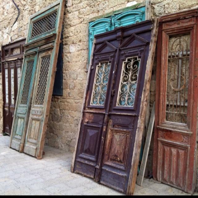 Jaffa doors