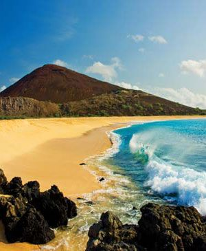 Ascension Island, South Atlantic ocean. I would absolutely love to take my mum back here someday