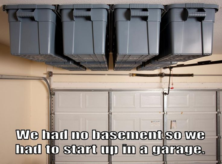 Another Garage Start Up Keep Track Storage Solutions