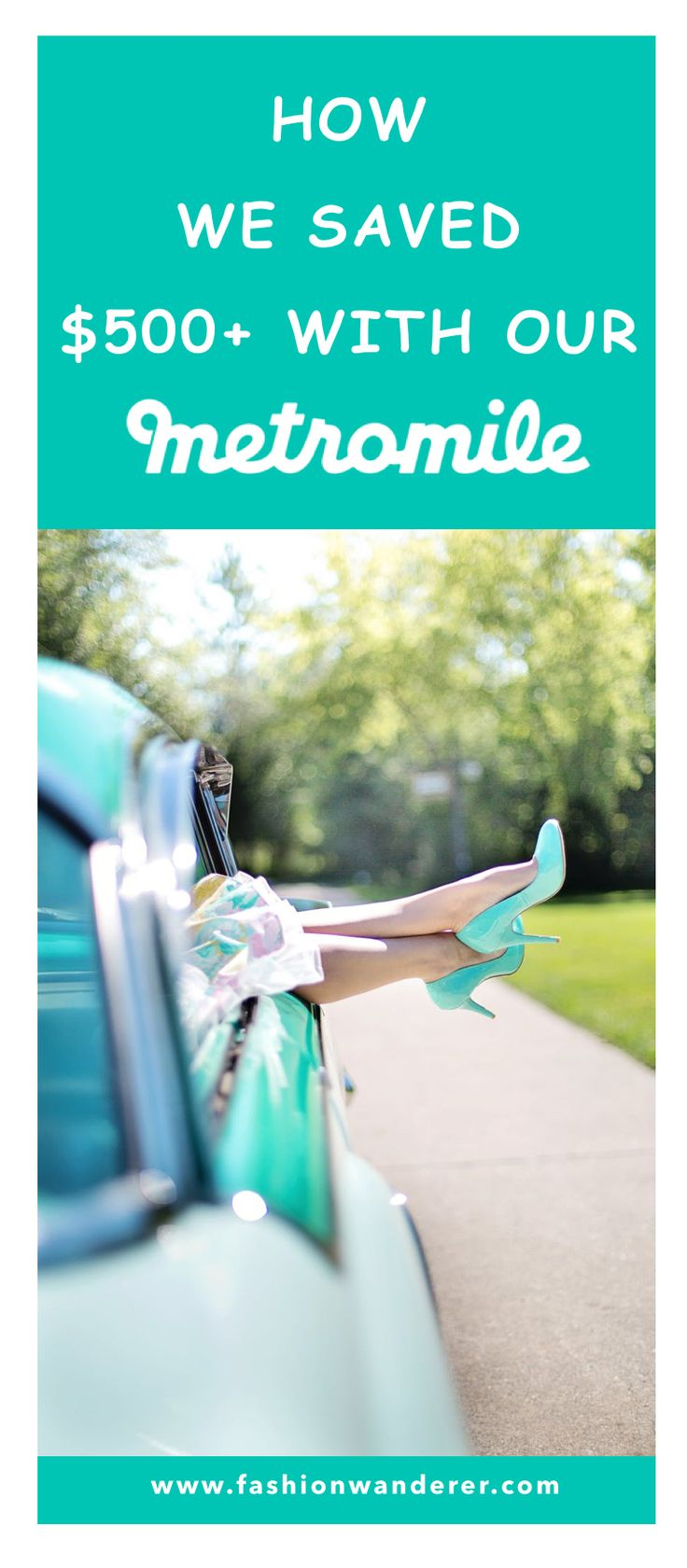 How We Saved $500+ With Our Metromile