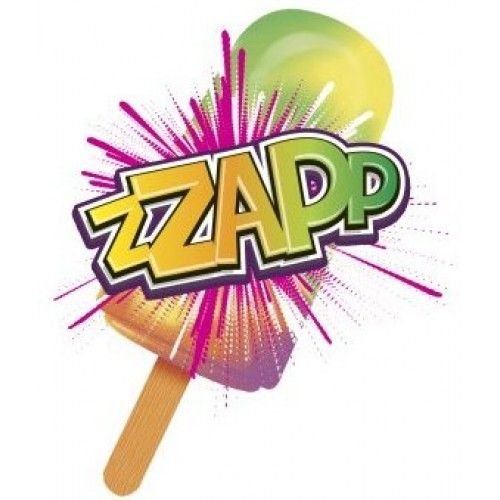 Zap ice lolly