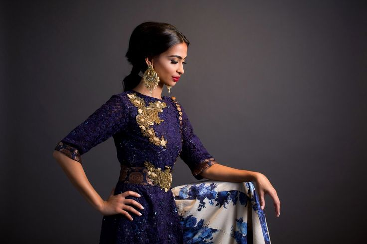 5 Must-Try West-Meets-East South Asian Bridal Looks | browngirl Magazine
