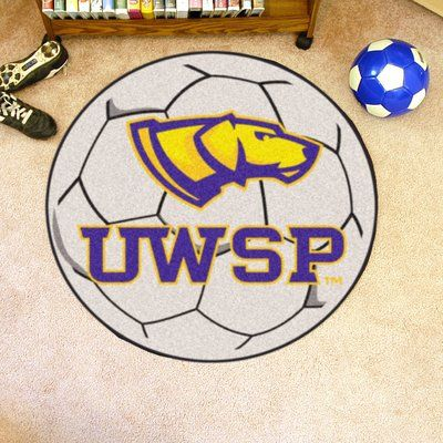 FANMATS NCAA University Of Wisconsin-Stevens Point Soccer Ball