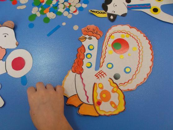 Дидактические игры для художественно— эстетического развития через декоративно— прикладное искусство. Фото