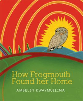 Frogmouth isn't like other birds. She doesn't want to live in the trees and she is in search of something more. Only when she meets Moon and hears his intriguing offer can she finally find her true home. This book is full of colourful artwork and is great for fours and fives.