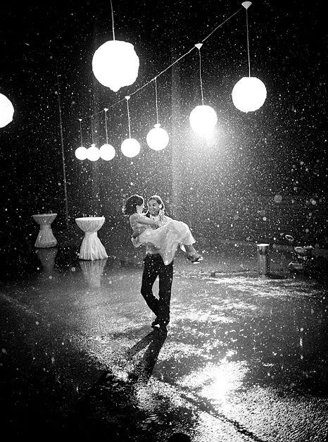 24 photos sublimes de mariage sous la pluie