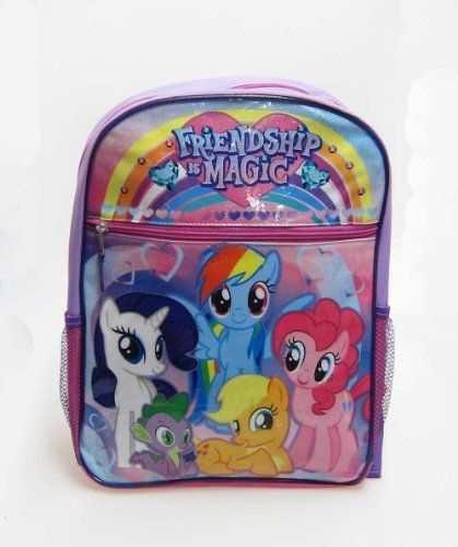 My Little Pony Friendship is Magic Backpack My Little Pony