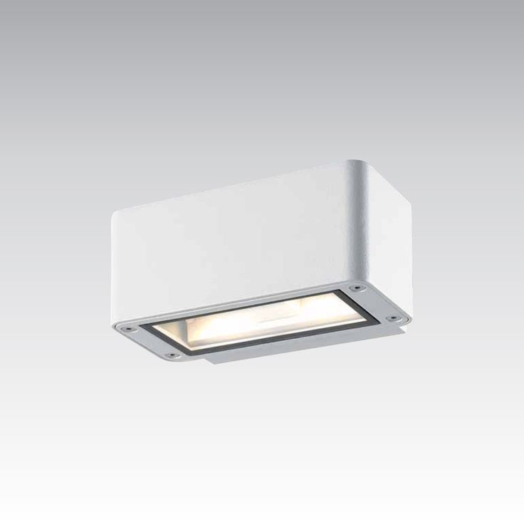 Wall Mount - available in black or white.  #Haneco #Lighting #LED #lights #commercial #office #home #decor #energyefficient
