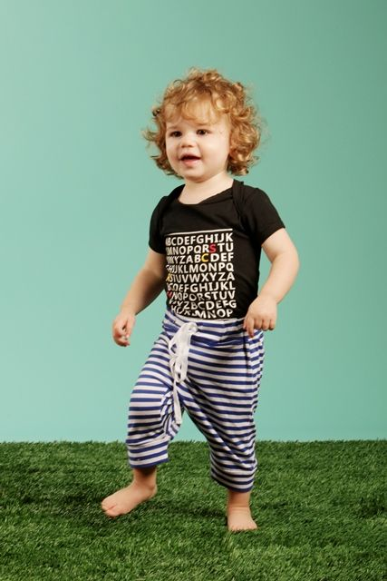 Baby boy clothing - Hootkid Letterboard Romper - Black - $32.95 - Funky baby unisex romper by Hootkid!  Say goodbye to dull baby clothes with this super fun letterboard romper in black!  Also available in white.  100% Cotton / Machine Washable  Colour:  Black. Baby boy clothing - Hootkid