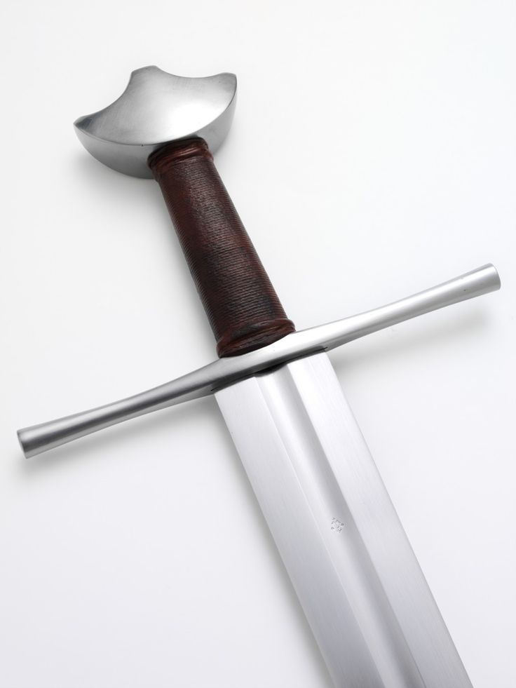 "Albion ""Ritter"" 13th century arming sword with german style pommel"