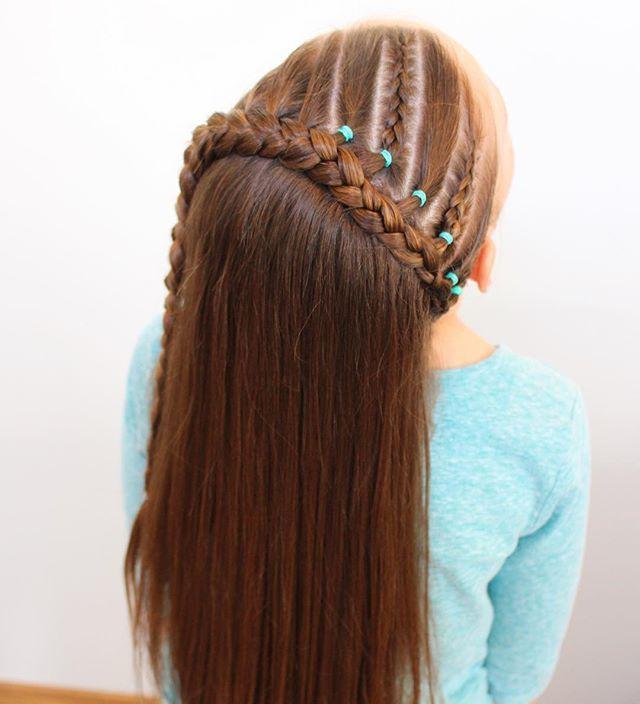 Sensational 1000 Ideas About Tight Braids On Pinterest Braids On The Side Short Hairstyles Gunalazisus