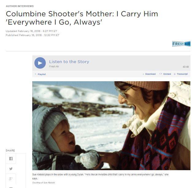 Columbine Shooters On Pinterest
