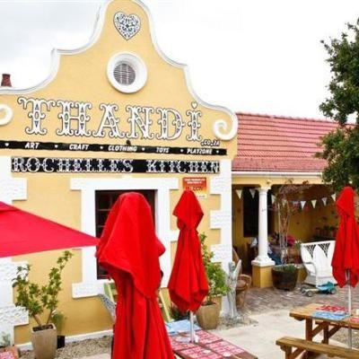 Thandi - Restaurant Bergvliet Cape Town