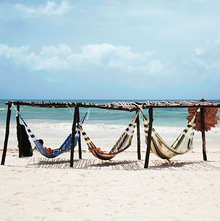 Once a sleepy beach outpost, Tulum, #Mexico, has become a fashionable yet low-key escape.