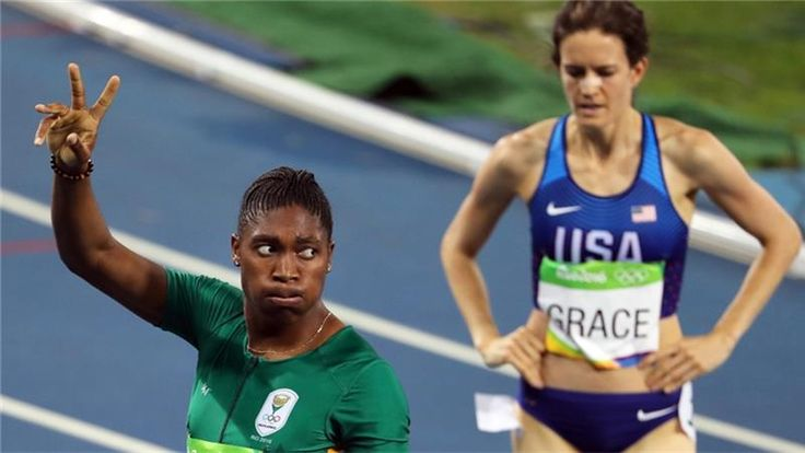 Rio 2016: South Africa's Caster Semenya takes 800m gold   Rio 2016: South Africa's Caster Semenya takes 800m gold  Runner had been at the centre of a controversy due to her high testosterone levels and underwent gender tests in 2009.  South African runner Caster Semenya has produced a devastating sprint finish to claim the Olympic 800m crown four years after being denied gold by Russia's Mariya Savinova.  The 25-year-old London 2012 silver medallist turned on the gas with 150 metres to go…
