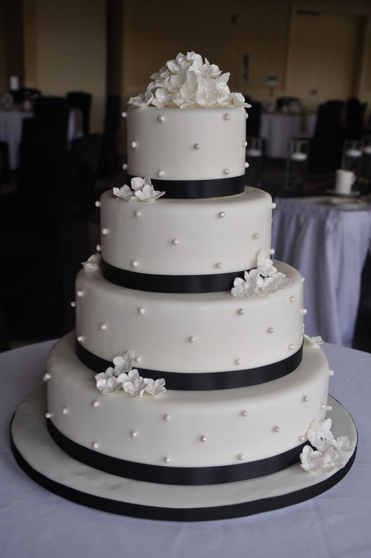 This is definitely in the top 3 of my favorite cakes. I would do purple flowers instead of the white.