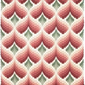 bargello embroidery patterns - Google Search