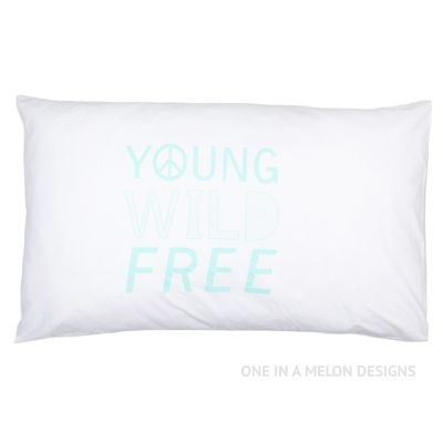 Pastel Pillowcase | Boys Room | Girls Room | One In A Melon Designs