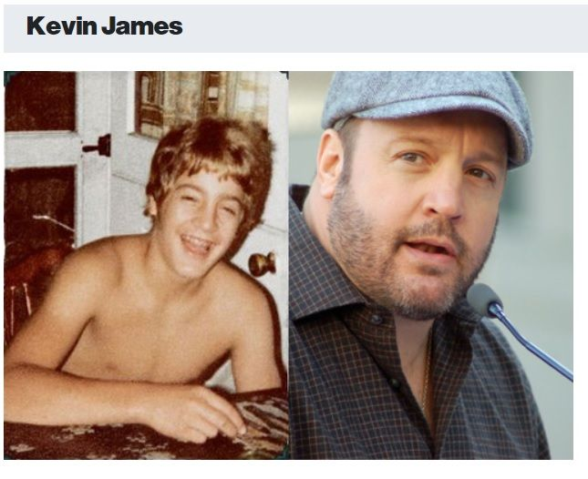 15 Comedy Actors When They Were Younger   Little White ...  15 Comedy Actor...