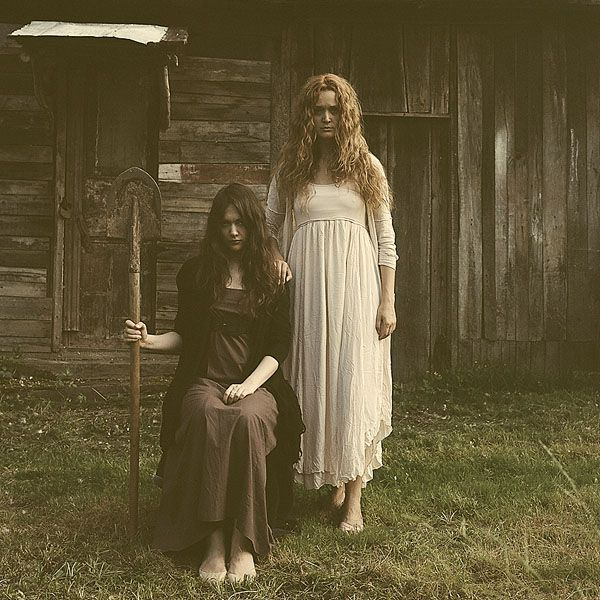 I had a sister, once. We took turns being night and day, sun and moon…