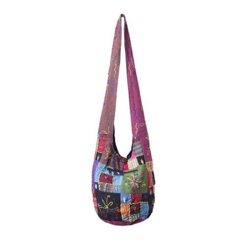 Padma Patch Shoulder Bag