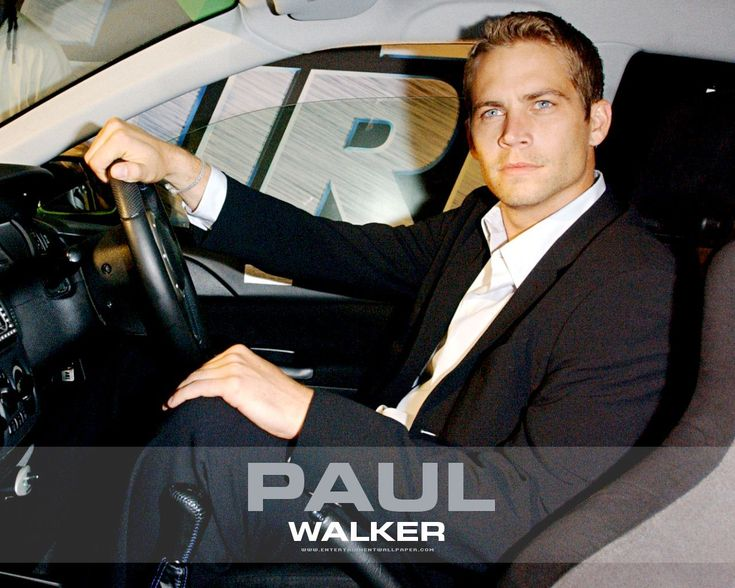 In loving memory of Paul Walker 1973-2013. You will be terribly missed by those you've touched and have known you. I pray for your family, your friends, and especially your daughter. The world sees you as a celebrity, but she saw you as her father. May God bless your soul.