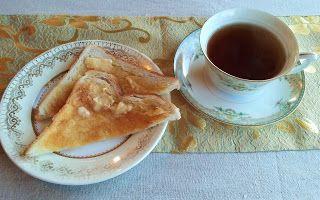 TEA AND TOAST: Tea and Toast