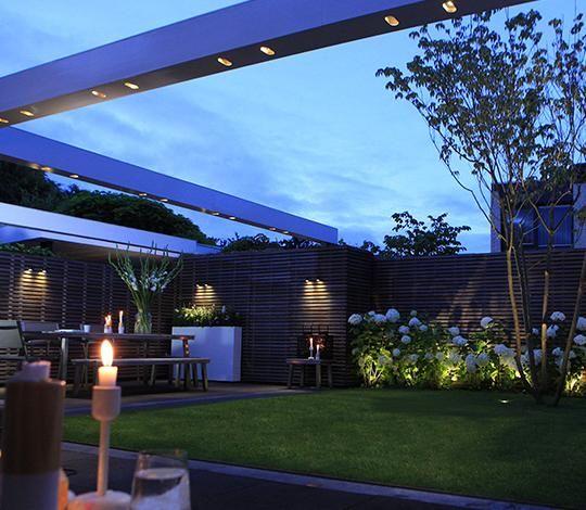 Garden inspiration | in-lite outdoorlighting