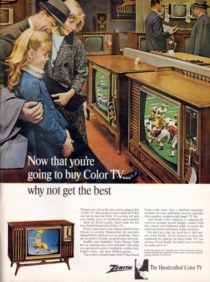 Color TV