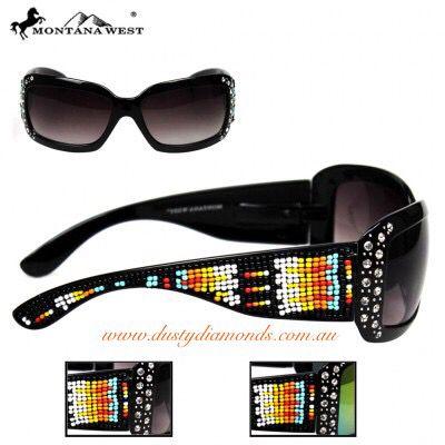 Beaded Bling Sunglasses sold by Dusty Diamonds Australia Www.dustydiamonds.com.au