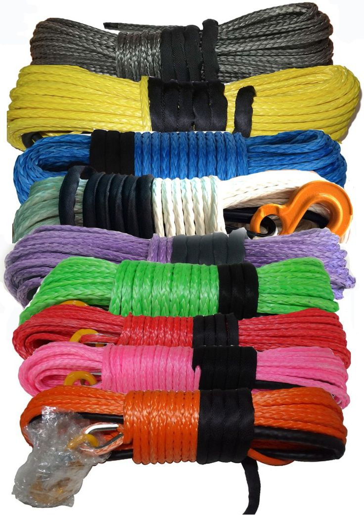Corde synthétique pour treuil -   ref: CorSynth   Attention délai de livraison 10 a 15 jours!  Corde synthétique pour treuil livré avec gaine de protection et crochet Choisissez votre dimension et couleur a droite sous la quantité! Livraison Gratuite!    #treuil #treuil74 #Cordes Synthétiques treuils #4X4 #quad #SSV  http://www.treuil74.fr/corde-synthetique-/11448-corde-synthetique-pour-treuil.html  0%---174,00 €